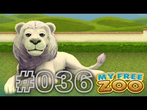 Let´s Play My Free Zoo #36 - Doch Noch Level 14?! [deutsch] video