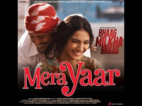 Bhaag Milkha Bhaag – Mera Yaar Official New Song Video Feat Farhan Akhtar and Sonam Kapoor