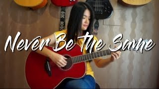 Download Lagu (Camila Cabello) Never Be the Same - Josephine Alexandra | Fingerstyle Guitar Cover Gratis STAFABAND