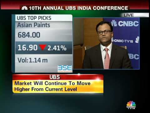 CLOSING BELL- UBS INDIA CONFERENCE- ANANT SHIRGAONKAR, UBS