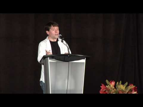 Michael Crummey Reads From Galore (Part 1)