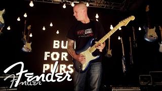 Fender American Elite Series: Built for the Pursuit