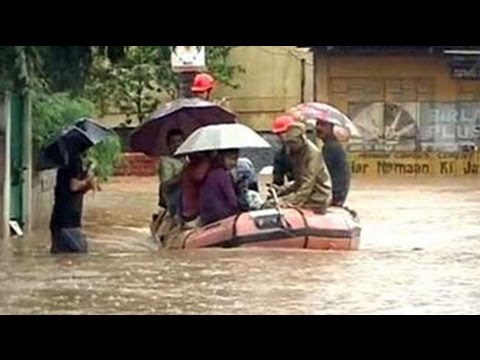 Flood alert in Assam after heavy rain; schools shut in Guwahati