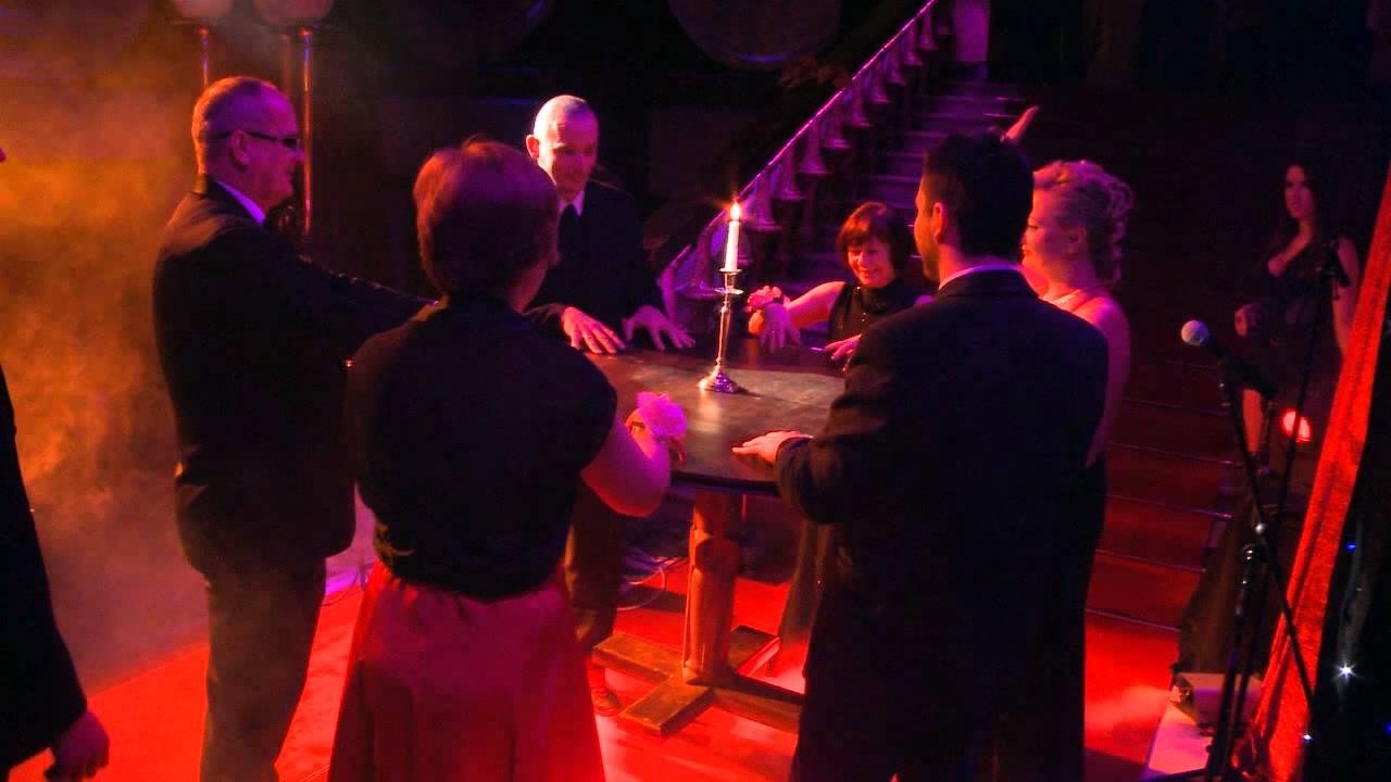 Stół tańczący Zorbę