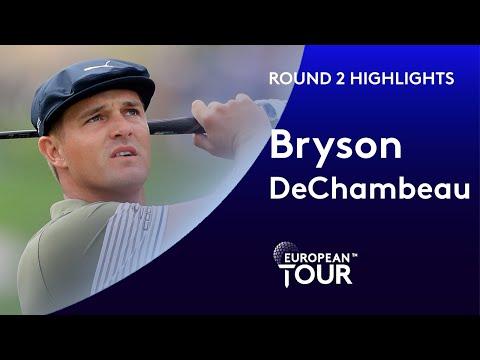 Bryson DeChambeau shoots 67 in Dubai | 2020 Dubai Desert Classic