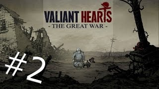 Valiant Hearts: The Great War (#2) - ГАЗ ЭТО ПЛОХО