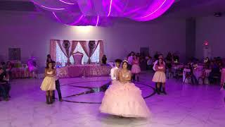Destiney's Quinceañera 2019 Waltz: When I Look At You - Miley Cyrus
