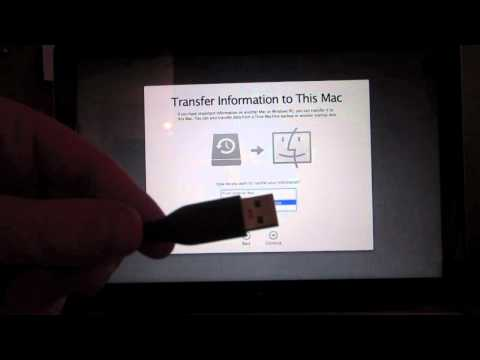 How to restore time machine backup from external hard drive