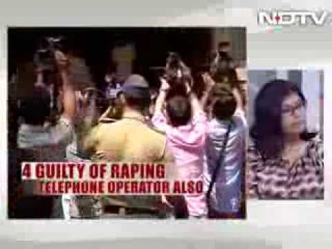 Shakti Mills gang-rapes: all four accused found guilty