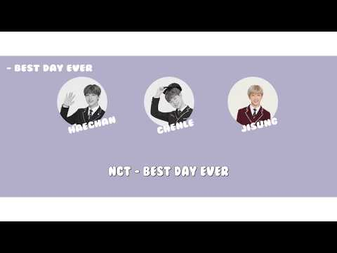 Download KARAOKETHAISUB NCT Haechan Chenle Jisung  Best day ever