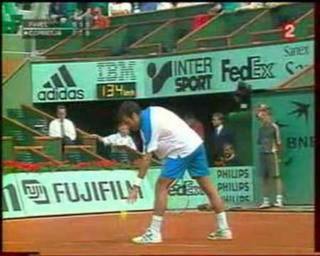 Corretja Pavel French Open 2002