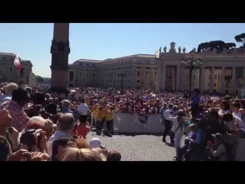 Papal Audience - Pope Francis