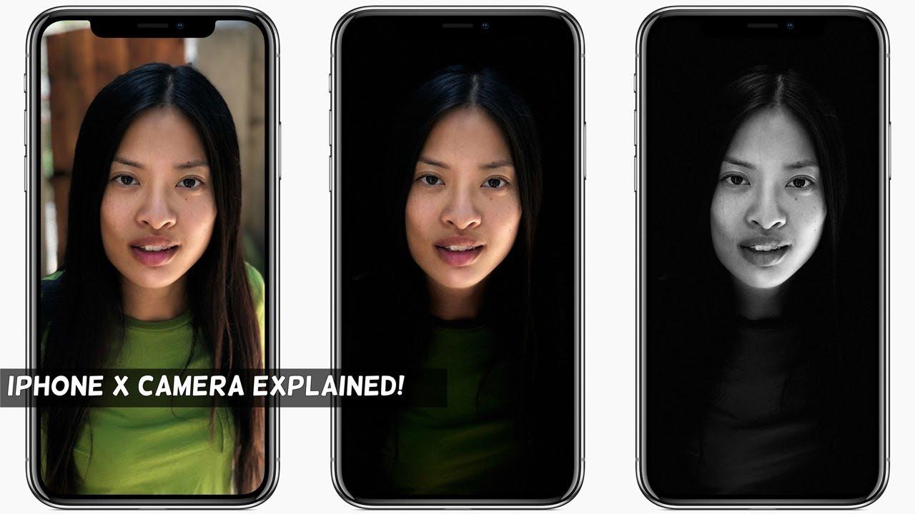 Как сделать портрет на айфон 6
