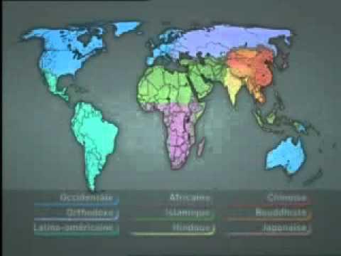 Carte Orient Occident Occident et Orient Sont Des