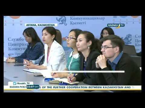Kazakh singer becomes prize winner at 'Slavianski bazaar-2016' contest - KazakhTV