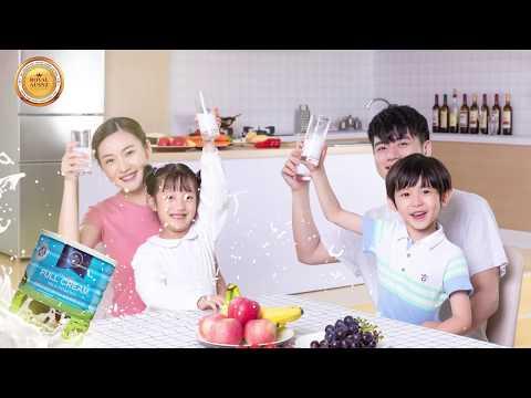 Sữa hoàng gia Royal Ausnz Full Cream - Sữa nguyên kem cho cả gia đình