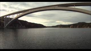 Sailing Croatia - Going to Skradin (2013.10.09)