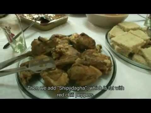 Jordanian Cuisine(Bedouins, Circassians, & Palestinians)(مترجم للعربية)