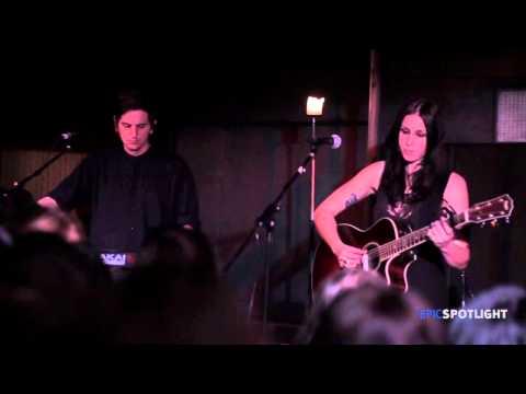Chelsea Wolfe •ั live • Spinning Centers & Boyfriend (+ interview) – HD