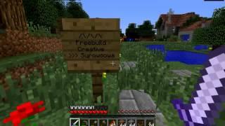 Minecraft: z kamerą wśród Non-Premium #2 - Dziwaczny Freebuild