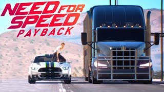NEED FOR SPEED PAYBACK - O GRANDE ROUBO de CARROS!!! #08