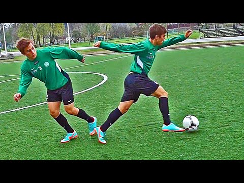 Learn Amazing Football Skill Tutorial Vol. 12