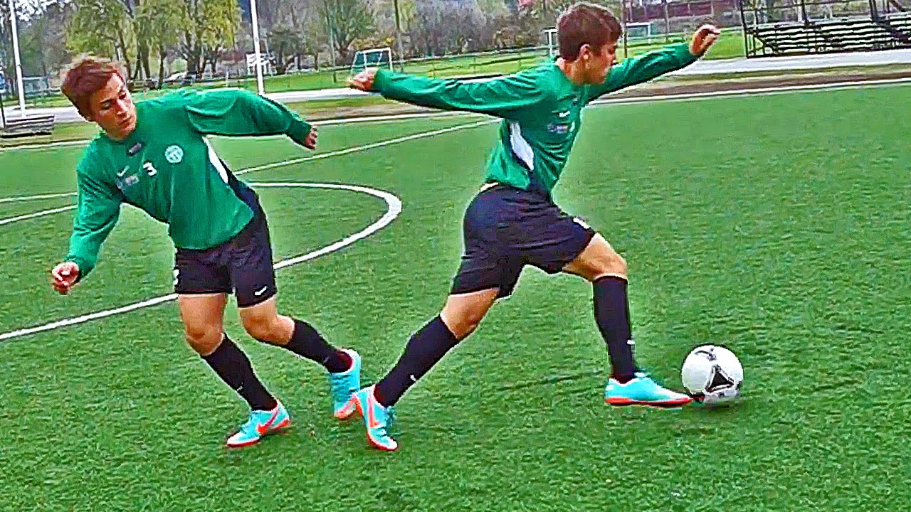 How to Do the Cristiano Ronaldo Step-Over - ThoughtCo