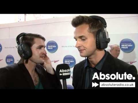 Wild Beasts Mercury Prize interview 2010
