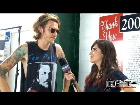 Nick Santino Interview with Rock Forever Magazine