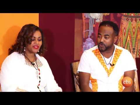 Enhewawot Gena Special Show with Girum Earmiya & Tewodros Seyoum
