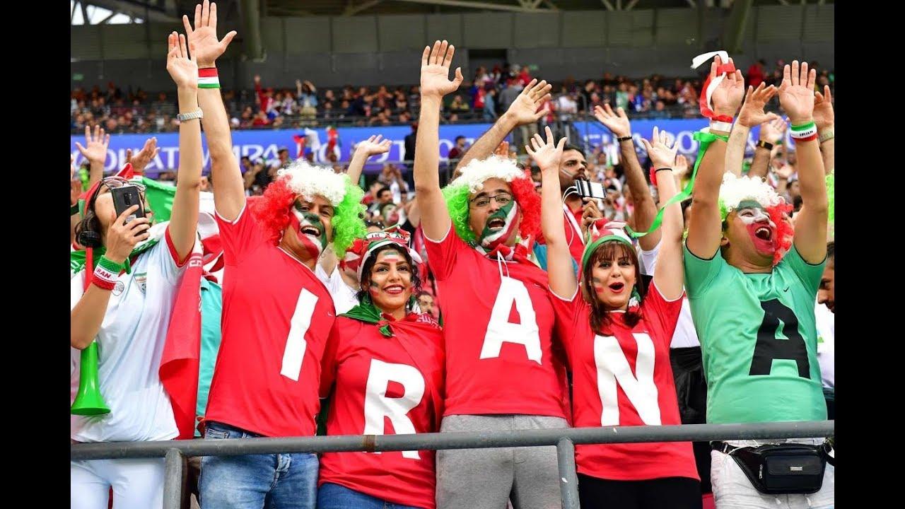 FIFA World Cup 2018: Iran fans celebrate Spain defeat like a win