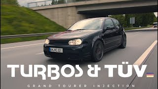 We Bought The Cheapest GTI In Germany (TURBOS & TÜV)
