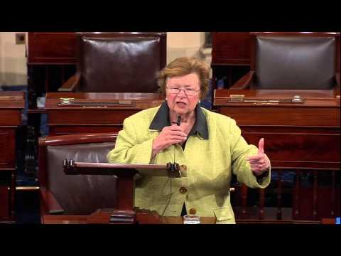 Mikulski Calls on Senate to Pass Paycheck Fairness Act and Give Women a Fair Shot at Equal Pay