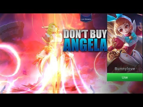 DON'T BUY ANGELA ! - MOBILE LEGENDS - 2000 DIAMONDS GIVEAWAY - GAMEPLAY - GUIDE - TIPS - NEW HERO