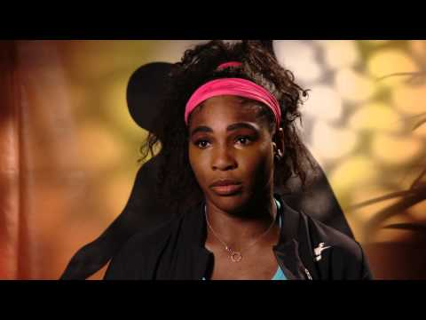 Serena Williams interview (SF) - Australian Open 2015