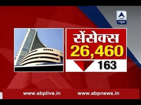Rupee slumps 60 paise to 67.65 per dollar