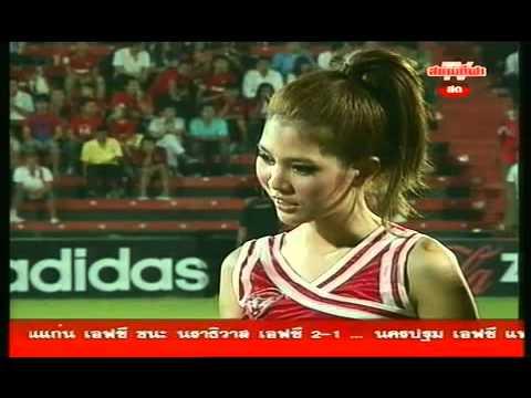 Muangthong United 2 – 0 Bangkok Glass FC'n Pretty The Glass Rabbit Girls[1st half]