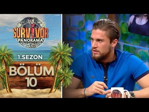 Survivor Panorama 1.Sezon | 10.Bölüm