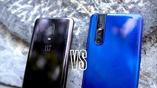 [HINDI] Vivo V15 Pro VS OnePlus 6T comparison REVIEW with camera samples