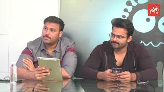 Actor Sai Dharam Tej Launches Tik Tik Tik Movie Trailer | Tollywood News
