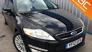 Ford Mondeo Zetec Business Edition Tdci (2012)