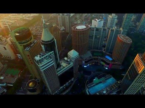 日出時上海有多美?《日出•上海》Sunrise in Shanghai 爲您呈現(3)每次日出,都是城市的足迹
