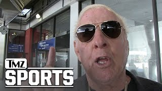 Ric Flair Declares War On WWE Over 'The Man,' You Need To Pay Me!!! | TMZ Sports