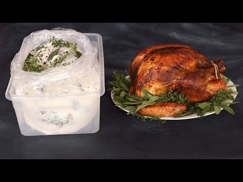 The Best Brine for Your Thanksgiving Turkey