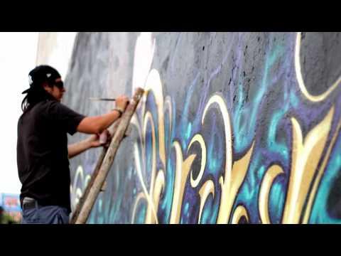 Conrad Entrevista Cypress Hill Mural  Tv Peru
