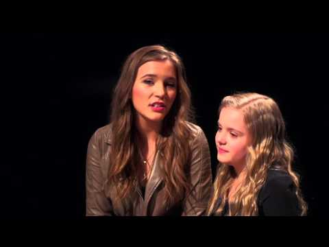 Lennon And Maisy - Big Yellow Taxi