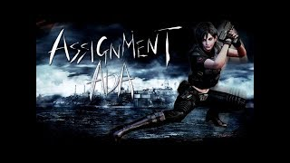 Resident evil 4 : Assignment Ada Let's play FR