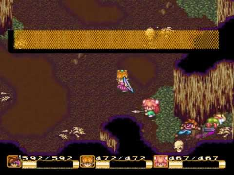 Mandala Secret of Mana Secret of Mana Too Many Sword