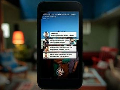 CNET News - Facebook unveils 'Home' for Android