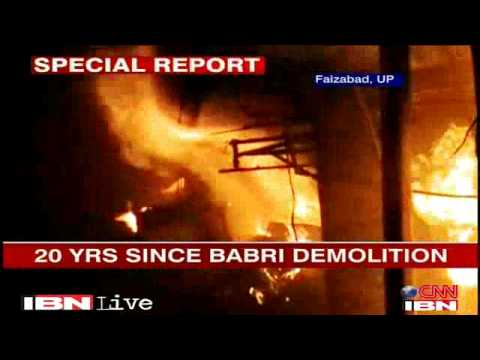 Babri Masjid demolition: U.P. still prone to Musim-Hindu religious...